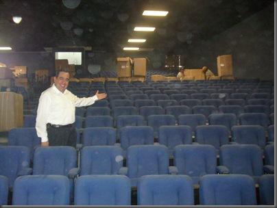 Alcalde en Teatro