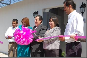 Inauguracion casa dignificate
