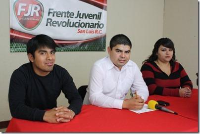 Alejandro Quintero, presidente FJR (3)