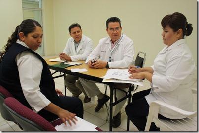 Reunión para organizar 2nda Semana Nacional de Salud