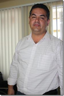 Leobardo Aguirre Yescas, delegado regioonal de Profeco en SL