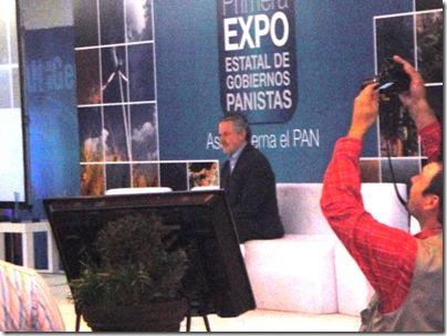 1era Expo de Gobernadores Panistas 2010