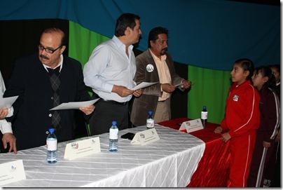 Ceremonia de entrega de certificados a estudiantes promotores del cuidado del agua (67)