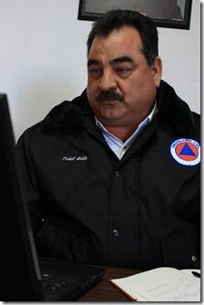 Fidel ¦vila Ruiz, titular de la Unidad Municipal de Protección Civil (4)