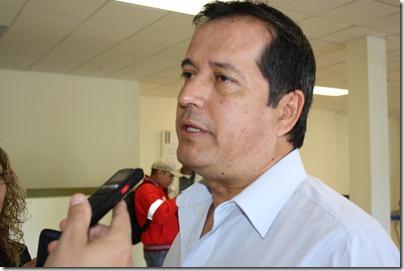 Florencio Díaz Armenta, titular del Departamento de Comunicación Social de la Comisión Nacional del Agua (Conagua) en el estado (18)