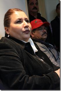 Guadalupe Meza Ojeda, titular de Tesorería Municipal