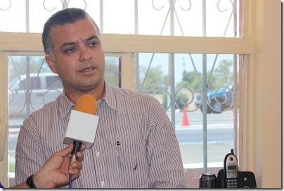 Ángel Ruiz García, representante