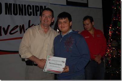 PREMIO A LA JUVENTUD 2010