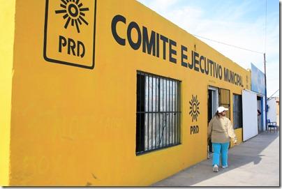 Comité Ejecutivo Mpal del PRD, Mérida y 26 (3)