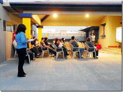 Curso psicológico para padres en Colegio Anglo Frontera (1)