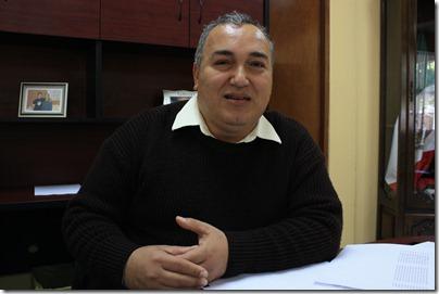 Oscar Núñez, director Cobach San Luis (2)